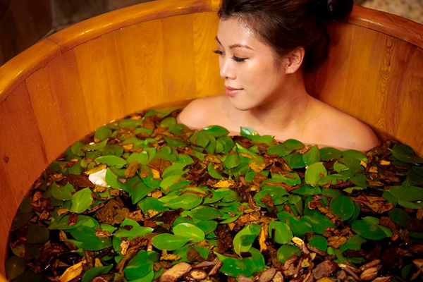 Травяные ванны